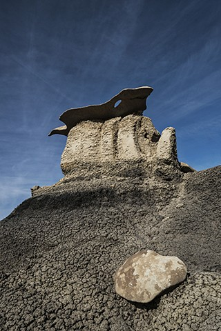 Fortress Bisti Badlands, NM