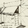 Urban Bivouac - Conceptual Drawing