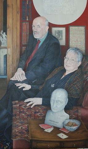 The Neuroscientists: Portrait of Chris and Uta Frith