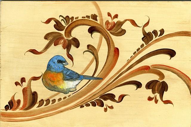 Bluebird on Clove Street
