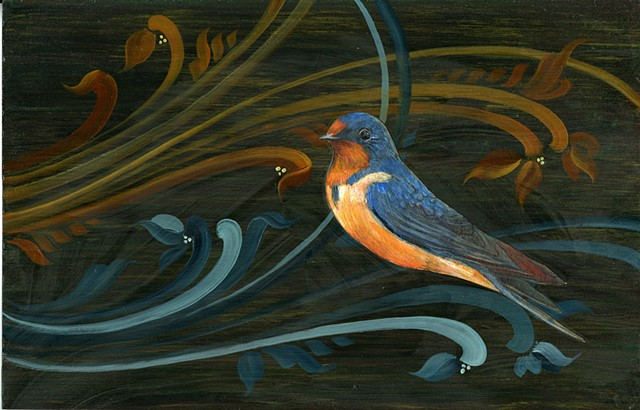 Swallow and Light