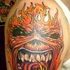 Eddy on Fire