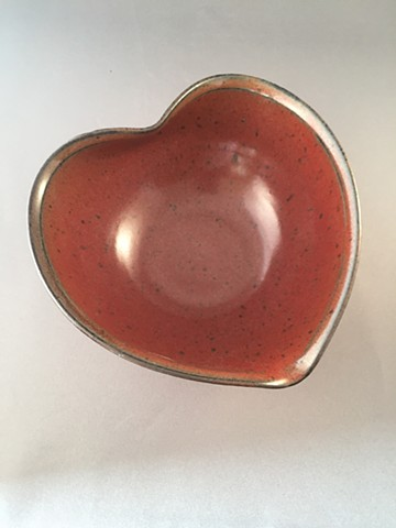 sweet heart bowl