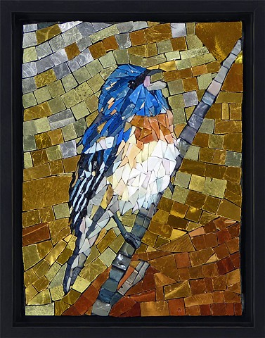 The Lazuli Bunting Sings for You by Debra Hagen