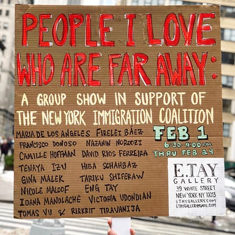 +++February 1st: New York Immigration Coalition Show+++