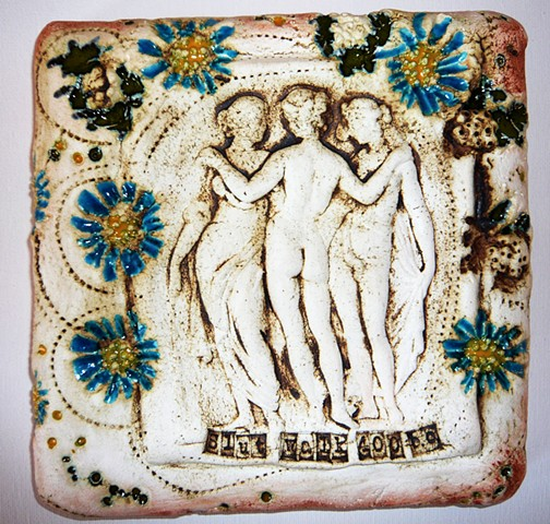 Slutwalk 400 b.c. with Daisies