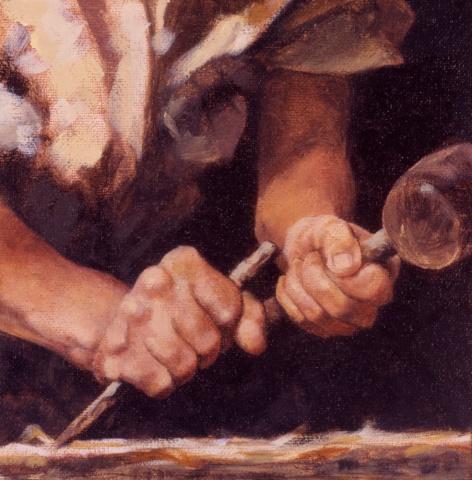 """""""Working Hands"""""""
