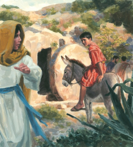 """""""He Is Risen"""""""