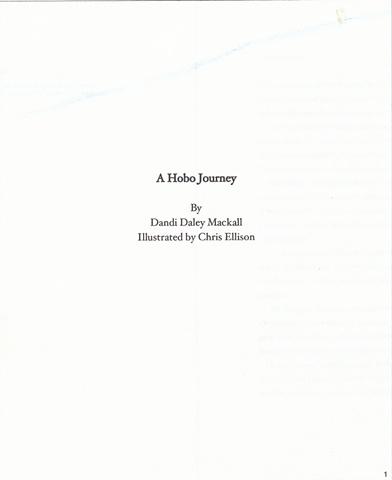Manuscript for Rudy