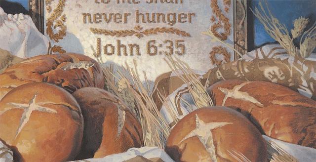 """Bread of Life"""