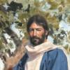 """Jesus and Abner"""