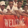 """""""Let Them Play""""  welcome banner"""