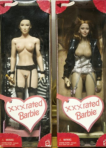 aaa rated Barbie doll, naked Barbie doll