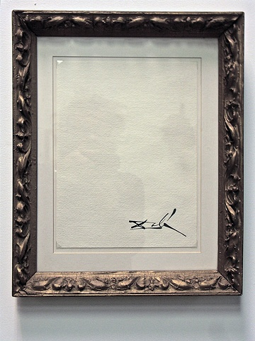 """Signed by Dali"""