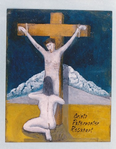"""the most disgusting work ever made"", Catholic League,"