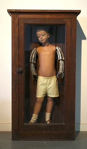 antique mannequin, prosthetics, artificial limbs, fake medical devices