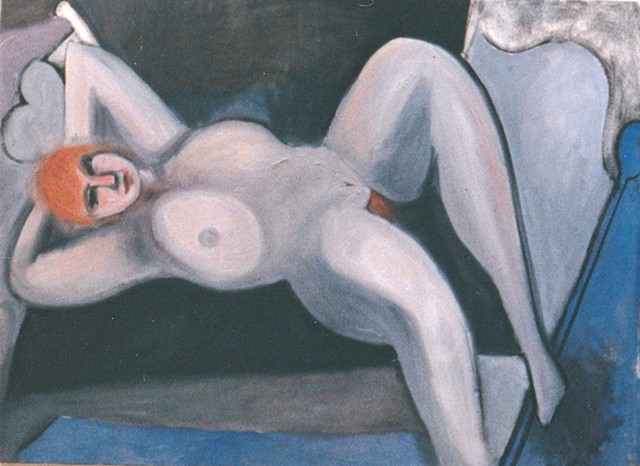 nude, nude painting
