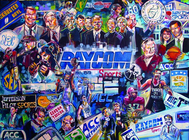 Raycom Sports 35th anniversary commission