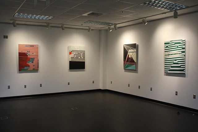 Solitude (Installation View)