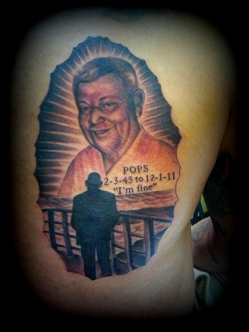 portrait tattoo, Marion Ohio Tattoo, Tattoo Artist Marion Ohio, Tattoos Marion Ohio, Marion ohio tattoo artist