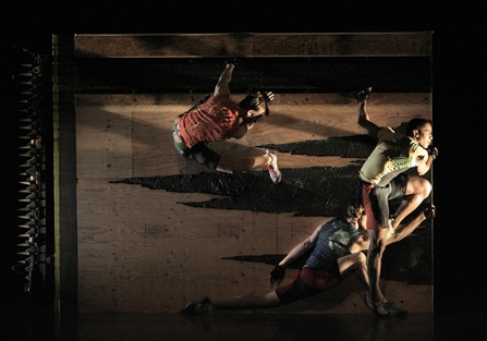 Backchat (BalletTech, NYC), New York City Ballet