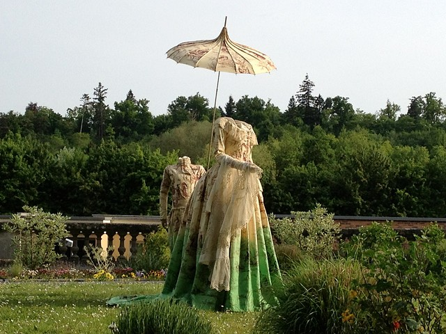 Pastorale, an installation for the Toile de Jour Museum, Jouy, France.