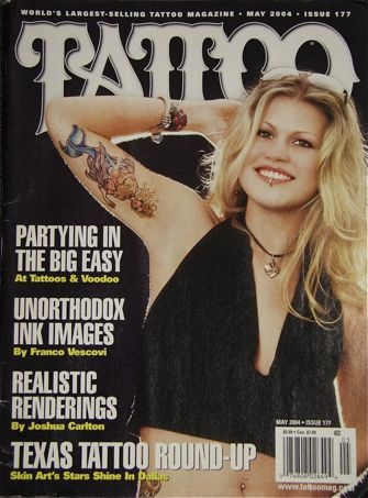 Tattoo Magazine  #177