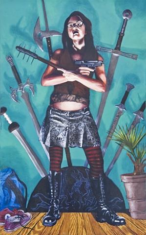 Zombie Hunter Eileen