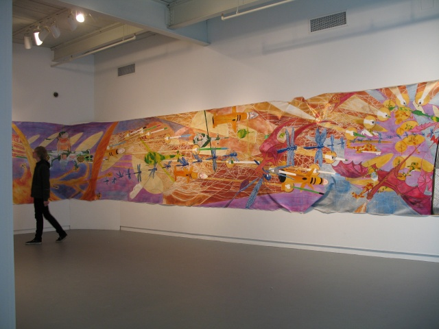 Reign of Fire, Installation View 4