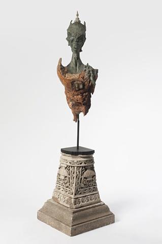 Roman Centurion, 2008 (Previously titled Centurion)