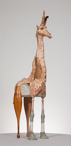 Giraffe II, 2013