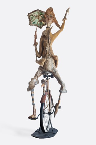 Bicycle Art, 1999