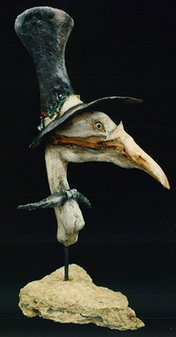Christmas Goose, early 1980's
