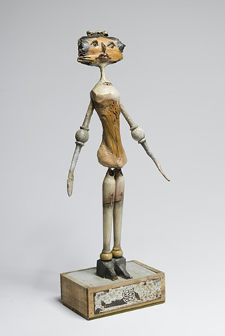 Jointed Doll, 1999
