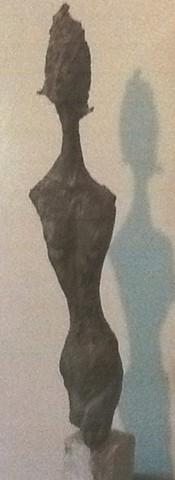 Female Figure, 1979