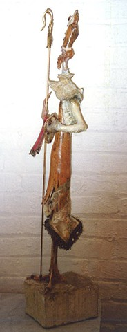 """Bishop in """"Pluvial"""", Mid 1990's"""