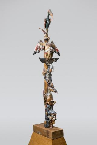 Totem Pole, 2000