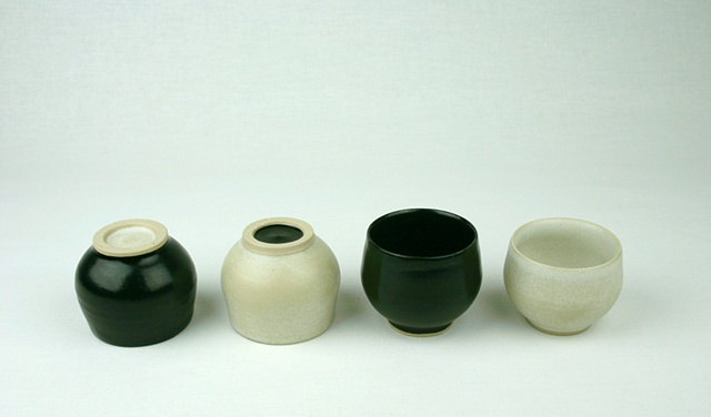 Shot cups