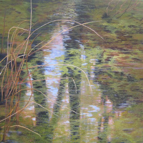 "Lorna Ann Filippini, ""Reflections at Twilight"""