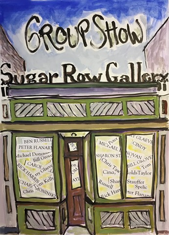 Group Show at Sugar Row 2018