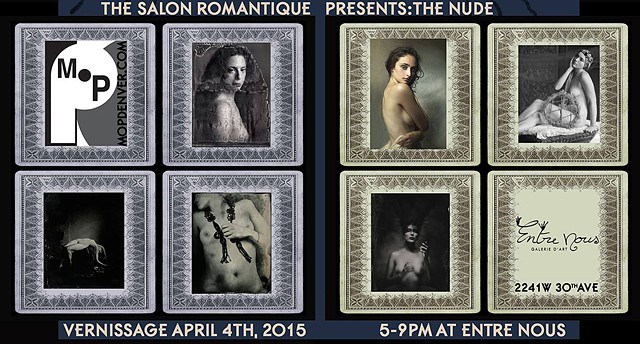 The Salon Romantique presents ::The Nude