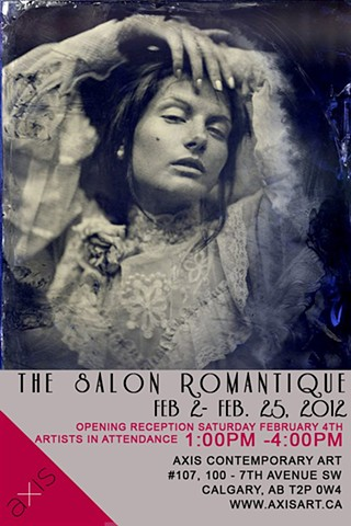 The Salon Romantique presents :: Feb 2nd-25th 2012 Axis Gallery