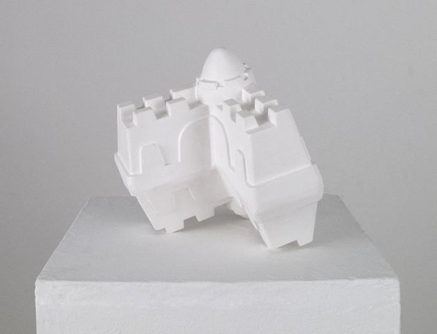 Sand Castle No. 1