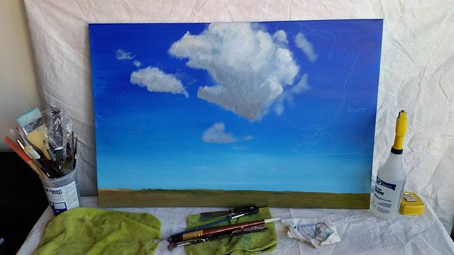 Cloud Formations 2 (working progress)