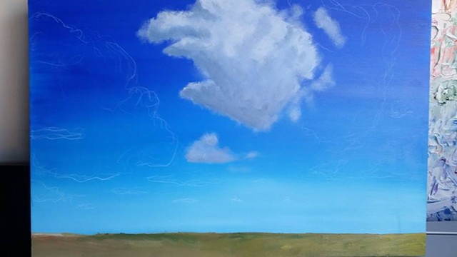 Cloud Formations 2 (working piece)