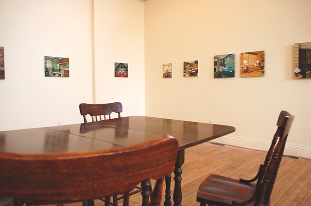 Hiraeth Installation photograph