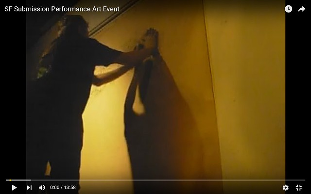 Sf Submission Performance Art Event (Youtube video)