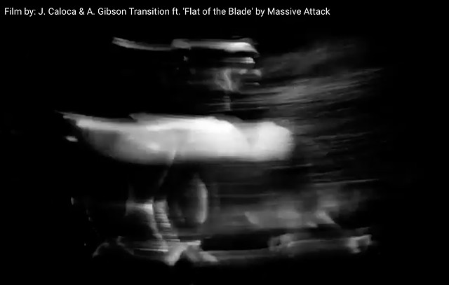 Transition ft. 'Flat of the Blade' by Massive Attack