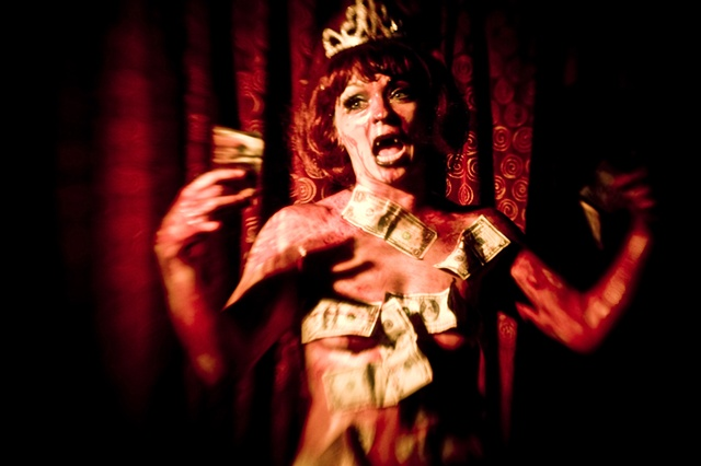 Bloody Money, The Slipper Room, NYC