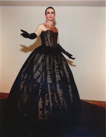 The Memorial Dress 1993  to 2007